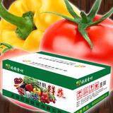 2015高档蔬菜礼盒 箱装鲜菜 净菜大礼包 春节礼品菜 16种10公斤
