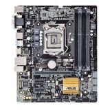 Asus/华硕 B85M-G PLUS B85全固态魔音主板电脑主板 B85M-G加强版