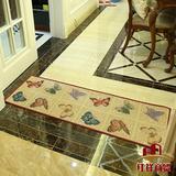 防油冲洗厨房地垫长条满铺家用可手洗防水垫防滑美式欧式垫子吸水