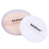 玛莉安超细抗菌植绒粉扑 化妆圆形细腻散粉蜜粉干粉定妆粉饼2个装