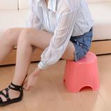 塑料儿童孩子小孩宝宝吃饭凳子小板凳座椅加厚结实餐桌凳马褡矮凳