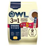 【天猫超市】越南进口 OWL猫头鹰特浓三合一速溶咖啡800g(40条)