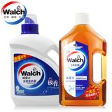 威露士卫新全效洗衣液5.36斤+衣物消毒液3L套装内衣杀菌消毒特价