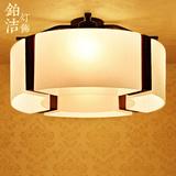 美式乡村吸顶灯餐厅客厅灯现代简约主卧室灯温馨欧式中式灯具餐厅