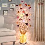客厅落地灯现代时尚创意电视墙装饰花瓶灯新婚新居送礼艺术灯