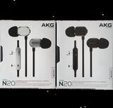 顺丰AKG/爱科技N20带麦线控入耳式手机通话耳机HIFI重低音耳塞