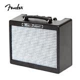 Fender芬达 MD20 Mini Deluxe迷你电吉他音箱 自带失真效果 2W