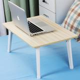 电脑桌台式家用懒人桌可折叠写字台书桌宿舍笔记本电脑桌简约现代