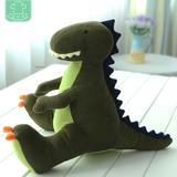 儿童毛绒玩具大号恐龙公仔 霸王龙创意布艺玩偶男孩生日礼物大号