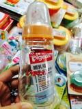 台湾代购:日本原装进口 Pigeon贝亲玻璃奶瓶 标准口 宽口径奶瓶