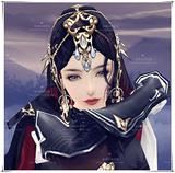 【剑网3】剑三捏脸数据 成女脸 全门派通用 美艳喵姐 新建号可用