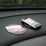 NAPOLEX米奇汽车用手机防滑垫 车载摆件仪表台耐高温置物止滑垫