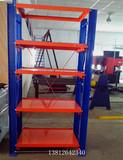 单格四层模具架槽钢三格四层含天车葫芦抽屉式模具架重型货架01
