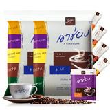 2袋组合装】泰国进口高盛咖啡 摩卡拿铁卡布奇诺三合一速溶咖啡