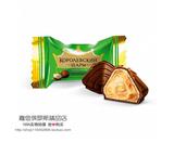 俄罗斯进口零食乌克兰ABK 榛子酱黑巧克力威化全店2份包邮