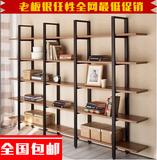 新款书架特价钢木书架组合书架储物架置物架货架展示架木架可定做