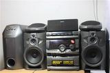 原装 二手 Sony/索尼 组合音响 V909  5.1家庭影院音响 电脑音响