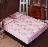 凉席床笠款冰丝席 1.5/1.8m米床单人席子 可折叠式双人加厚御藤席