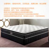 席梦思天然乳胶床垫椰棕弹簧加厚绵1米8卧室双面两用软硬适中特价