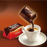 德国进口费列罗POCKET COFFEE 特浓咖啡夹心黑巧克力散装单颗现货