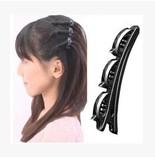 造型发夹双层刘海夹美发工具蓬盘发器发箍发卡发饰头饰品编发器