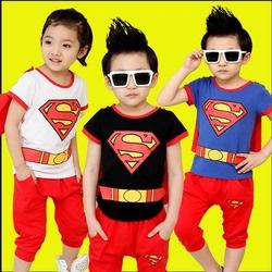 儿童男士超人