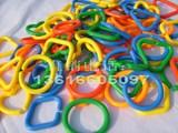几何扣环玩具幼儿园桌面玩具婴幼儿玩具益智积木类玩具