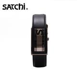 SATCHI/沙驰皮带真皮男士自动扣皮带腰带时尚商务青年皮带裤带男
