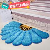 房间地毯客厅沙发卧室田园风婚房床边毯简约现代宜家加厚可爱儿童