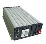 美国sunpower进口市电旁路型PW1200w纯正弦波逆变器