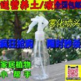 日本30ml美容小喷壶 爽肤水透明喷雾瓶 便携补水 细雾化妆瓶