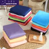 纯色床笠纯棉全棉素色床垫套席梦思床垫保护套单件1.5米1.8米2米