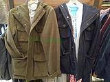 Timberland 添柏嵐香港代購男士羊毛棉衣连帽外套保暖服7227J特價