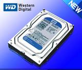 包邮全新WD WD5000AAKX 500G 台式机串口硬盘 单碟 三年换新