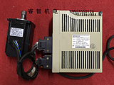 进口二手安川伺服电机套装SGDA-02AP SGM-02A312马达控制驱动器