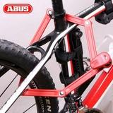 锁山地车德国ABUS进口自行车锁 密码锁 6150 折叠车公路车