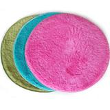 圆形地毯 家用房间卧室床边地毯 椅子专用地毯 防滑地板滑伤毯子