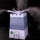 雾负离子氧吧空气净化机办公室家用大容量工业超声波加湿器静音大