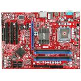 微星P43二手775全固态电容主板支持DDR2内存酷睿双核四核CPU超P45
