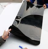 汽车仿真全景假天窗膜车顶贴膜改色拉花划痕个性车改色膜贴纸改装
