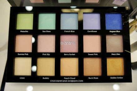 【预订】Bobbi Brown 2014秋冬Sheer Brights 单色/璀璨眼影 新色