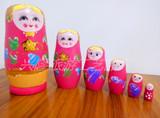 包邮六层套娃 俄罗斯套娃 蒙氏教育 精品套娃 儿童玩具景区旅游