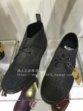 香港代购 Dr. martens马丁 16750020/16748020 15年布款男靴 特价