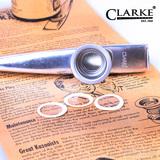 英国原装Clarke克拉克 进口卡祖笛笛膜 大号小号款通用 品质保证