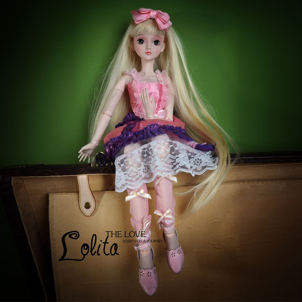 叶罗丽娃娃衣服 夜萝莉衣服 生日礼物图片