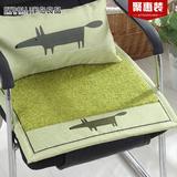 半岛良品椅子坐垫靠垫抱枕套装卡通加厚学生坐垫抱枕组合餐椅垫子