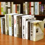 家居饰品摆件 书房装饰书摄影道具书  简约现代假书 仿真书BH-14