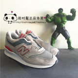 New Balance Distinct M997CGR男款跑鞋