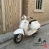 HONDA 原装进口本田摩托车DIO24期经典复古小龟50cc二冲程踏板车