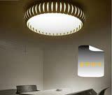 美式简约led梦幻南瓜灯笼铁艺圆形吸顶灯黑色金色创意客厅卧室灯
